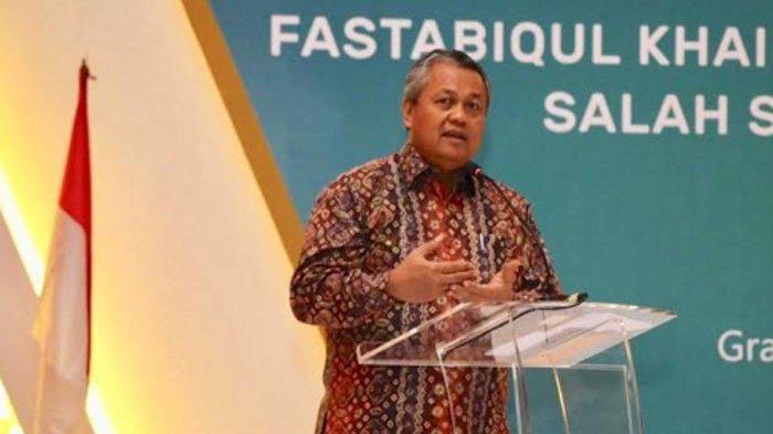 Gubernur Bank Indonesia Perry Warjiyo optimistis, dalam lima tahun ke depan, pangsa pasar keuangan syariah Indonesia akan meningkat dari saat ini tumbuh di level 8,4 persen menjadi 20 persen.