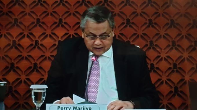 Gubernur BI: Stabilisasi Pasar Keuangan Berjalan Baik di Tengah Pandemi