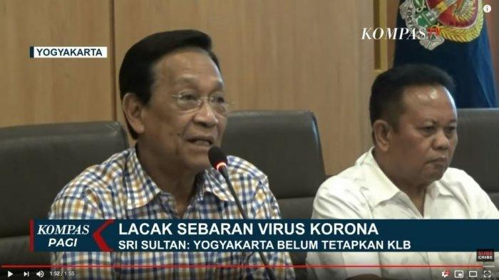 Status Tanggap Darurat di Yogyakarta Diperpanjang Satu Bulan Hingga 30 November 2020