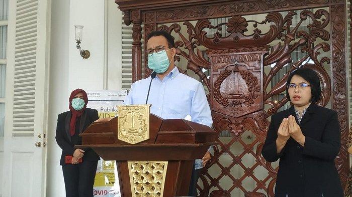 Pemprov DKI Jakarta Siapkan Hotel untuk Tenaga Medis, Anies Jelaskan Mekanismenya