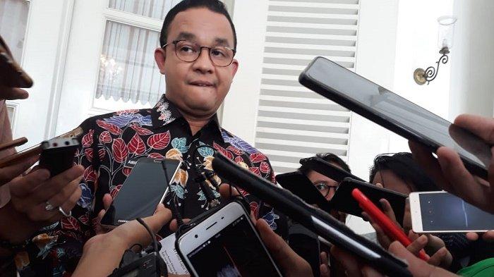 Anies Baswedan Siapkan Dua Strategi untuk Antisipasi Banjir di Jakarta Saat Musim Hujan