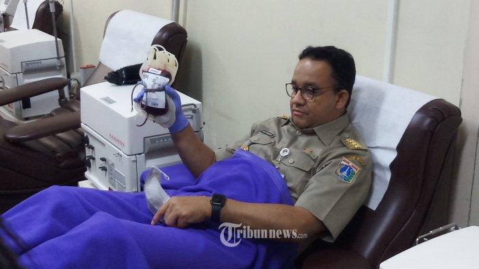 Gubernur Anies Anjurkan Warga DKI di Rumah Saja pada Sabtu-Minggu