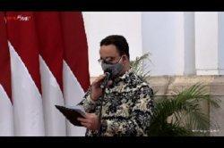 Anies Hadir di Istana Negara Peringati Hari Pers Nasional