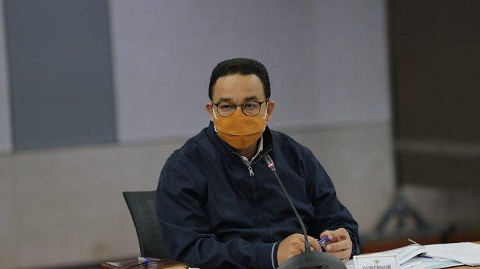 Pesan Gubernur DKI Jakarta Anies Baswedan di Hari Raya Idulfitri 2021