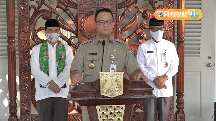 Nasib PSBB Jakarta Masih Menggantung, Anies Batalkan Konpres & Hoaks Surat Keputusan Perpanjangan
