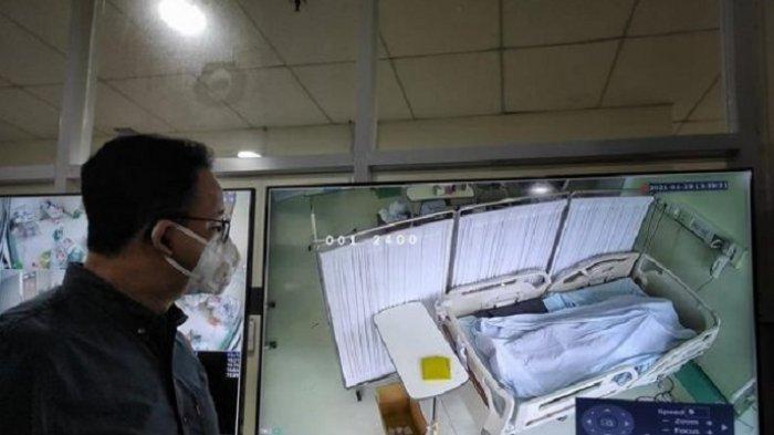 Cerita dan Pesan Menyentuh Anies Baswedan Lihat Pasien Covid-19 Meninggal Dunia di RSUD Cengkareng