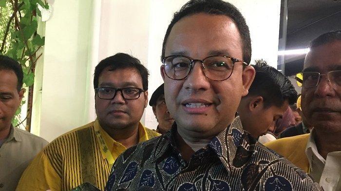 Gubernur DKI Jakarta Anies Baswedan akan memberikan bantuan sosial terhadap warga miskin dan rentan miskin yang terdampak atas pelaksanaan PSBB mulai Kamis, (9/4/2020).