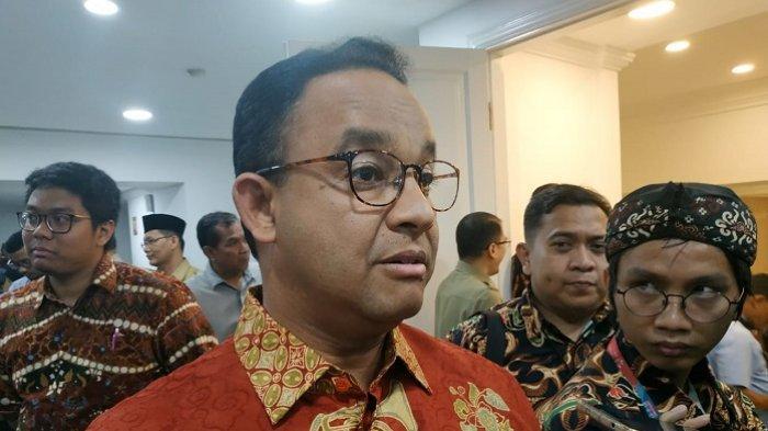 Anies Baswedan Bebas Tugaskan Anggota Satpol PP yang Terlibat Pembobolan Bank DKI Rp 32 Miliar