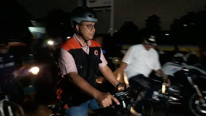 Gubernur DKI Anies Sebut Kemang Tidak Banjir, Faktanya Berbeda, Warga Bilang Terendam 2 Meter