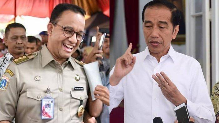 Arif Zulkifli Pertanyakan Sikap Jokowi saat Anies Disalahkan Soal Banjir: Nikmati Suasana Elektoral?