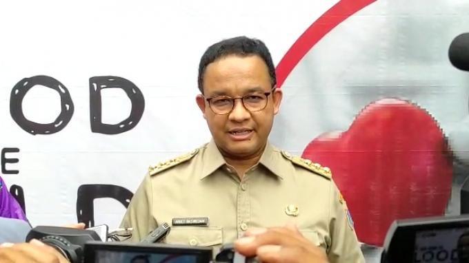 Anies Baswedan: Jakarta Hadapi Badai Covid-19