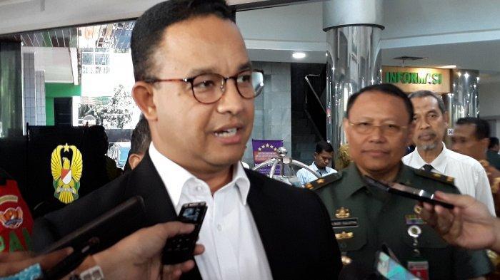 ?Gubernur DKI Jakarta Anies Baswedan, Selasa (10/9/2019) menjenguk BJ Habibie di RSPAD Gatot Soebroto, Jakarta Pusat.
