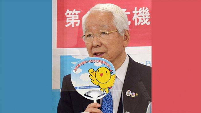 Gubernur Hyogo Jepang Dikritik Habis, Antisipasi Corona Pakai Uchiwa, Buang-buang Uang Pajak