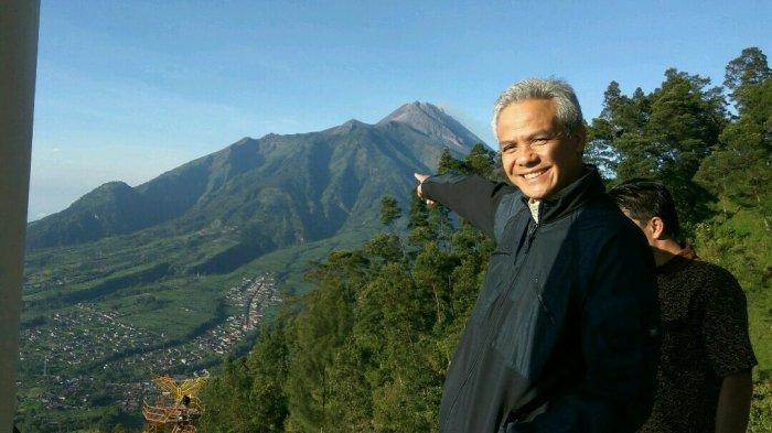 Gali Wisata Jateng, Gubernur Ganjar: Manfaatkan Vlog dan Blog