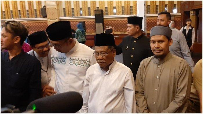 Ustaz Rahmat Baequni Ditangkap Terkait Isi Ceramah Anggota KPPS Diracun