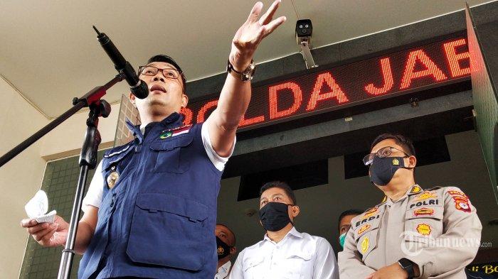 Tekan Lonjakan Covid-19, Ridwan Kamil Minta Pemerintah Pusat Tiadakan Libur Idul Adha