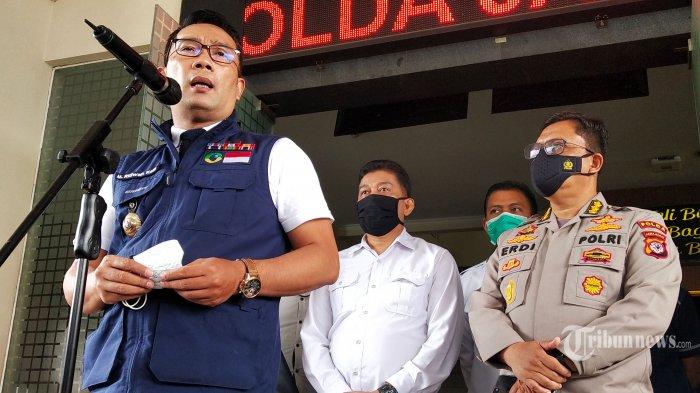 Kapasitas RS Sudah 80 Persen, Ridwan Kamil Larang Wisatawan Datang ke Dua Wilayah di Bandung Raya