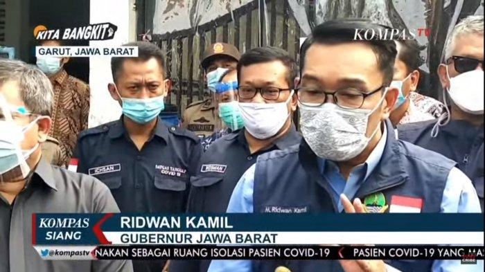 Gubernur Jawa Barat, Ridwan Kamil  ssa
