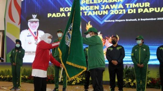 Update PON XX Papua 2021: Jatim Berkekuatan 543 Atlet, Target Juara Umum Rebut 120 Medali