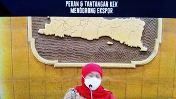 Gubernur Khofifah Pamer, Baru Jawa Timur Masuk Level 1 Saat PPKM Jawa-Bali
