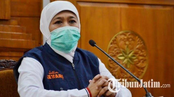 Kasus Positif Corona di Jawa Timur Capai 514, Khofifah Ungkap Ambil Langkah Lebih Konkrit dari PSBB