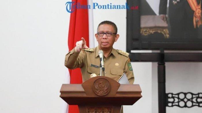 Gubernur Kalimantan Barat, Sutarmidji
