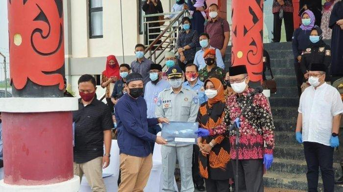 Keluarga 6 Korban Sriwijaya Air SJ 182 Asal Kalbar Dapat Santunan Masing-masing Rp 50 Juta