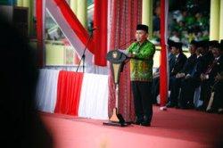 Gubernur Kalteng Minta Pemerintah Gencar Bangun Infrastruktur di Kalimantan