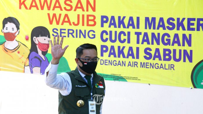 Jakarta Putuskan PSBB Total, Bagaimana dengan Bogor, Depok dan Bekasi? Ini Kata Ridwan Kamil