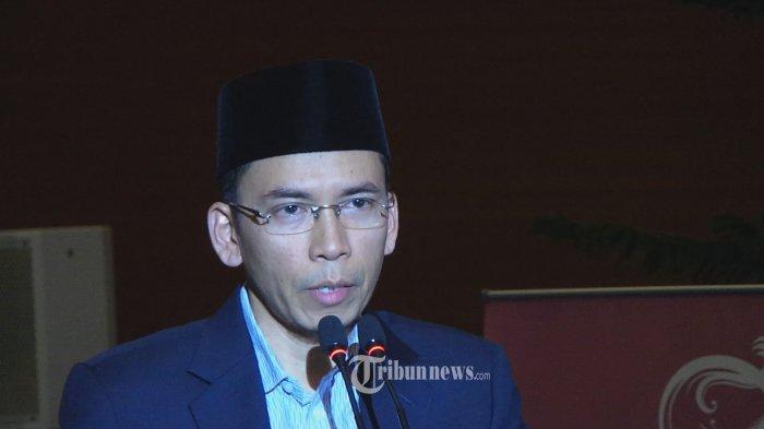 TGB Berharap Pemerintahan Jokowi-JK Fokus Pemerataan Ekonomi yang Berkeadilan