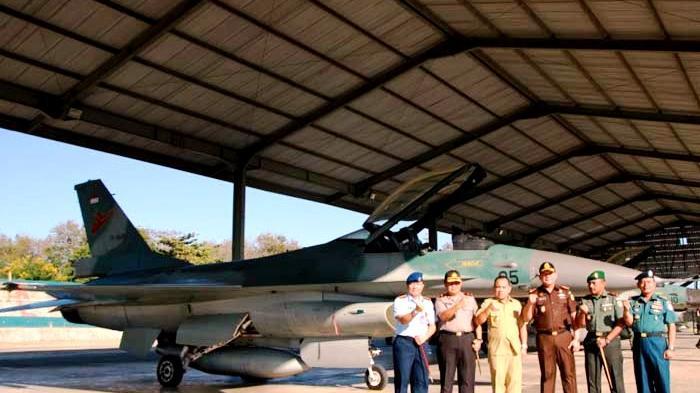 Gubernur NTT Minta Panglima TNI Tempatkan Skuadron Tempur di El Tari