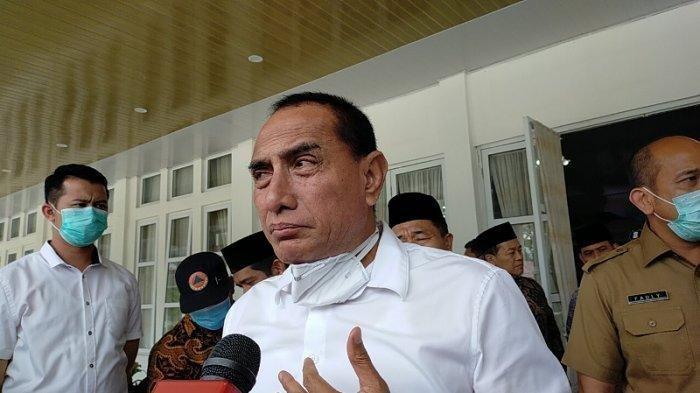 Edy Rahmayadi Beberkan Capaian Stranas PK Sumatera Utara 2021