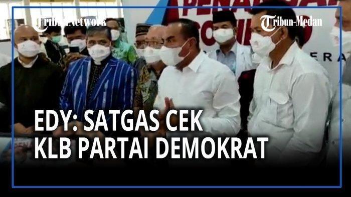 KLB Partai Demokrat Berpotensi Ricuh dan Melanggar Prokes, Satgas Memantau