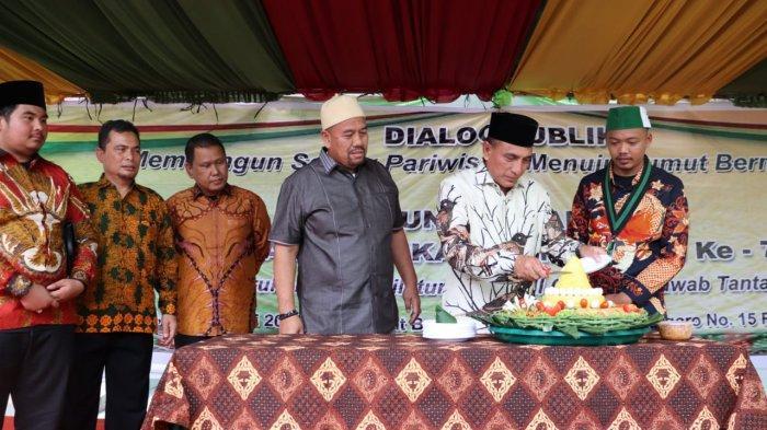 Hadiri Dies Natalis HMI, Gubsu Edy Kenang Peran HMI untuk Indonesia