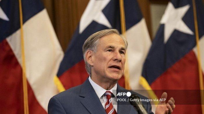 Gubernur Texas Greg Abbott