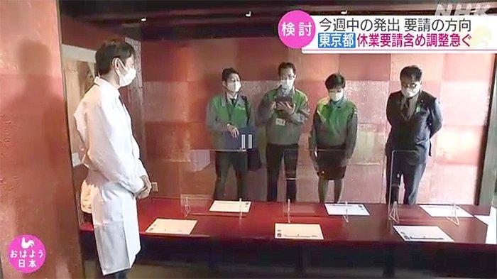Tokyo Jepang Pertimbangkan Keluarkan Deklarasi Darurat Covid-19 Minggu Depan