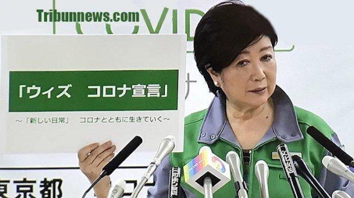 Dampak Pengunduran Diri Ketua Olimpiade Jepang, LDP Disebut-sebut akan Menjatuhkan Gubernur Koike
