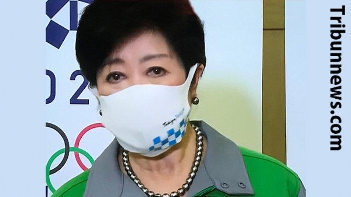 Gubernur Tokyo Yuriko Koike