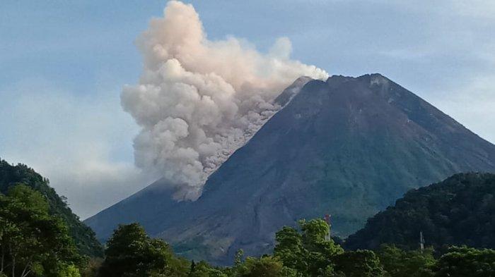 Guguran Gunung Merapi, 27 Maret 2021_1