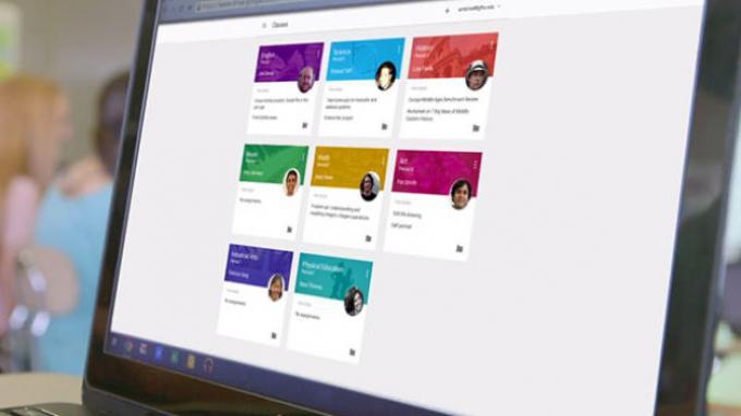Gunakan google classroom untuk belajar di rumah. (engadget.com)