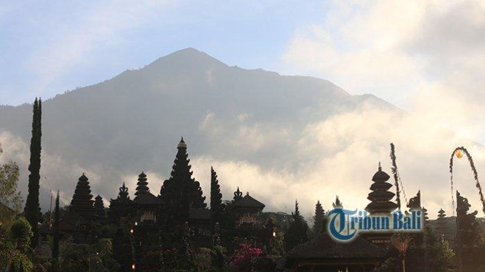 Ini Daftar 8 Tempat Wisata Karangasem yang Berpotensi Terkena Letusan Gunung Agung