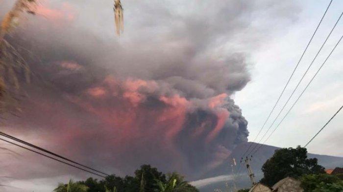 PVMBG Sebut Gunung Agung Masuk Fase Kritis Menuju Letusan yang Lebih Besar
