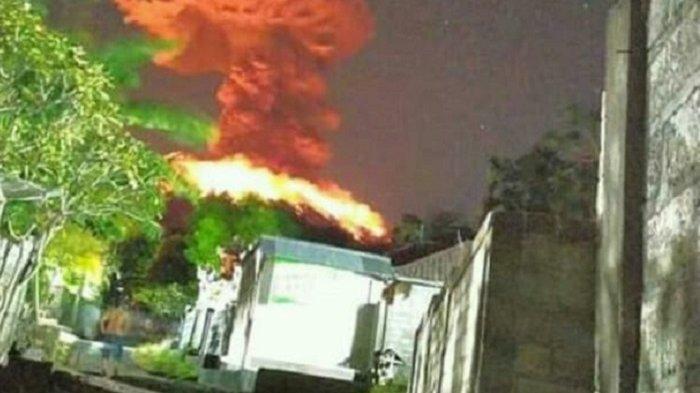 Efek Dahsyat Erupsi Gunung Agung Bagi Umat Manusia, NASA: Bisa Dinginkan Suhu Dunia