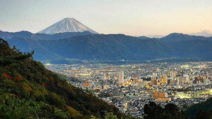 Fakta Unik Tentang Gunung Fuji Jepang