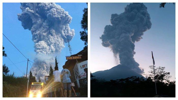 FAKTA Erupsi Gunung Merapi: Hujan Abu di Sejumlah Wilayah hingga Bandara Yogyakarta Tetap Beroperasi
