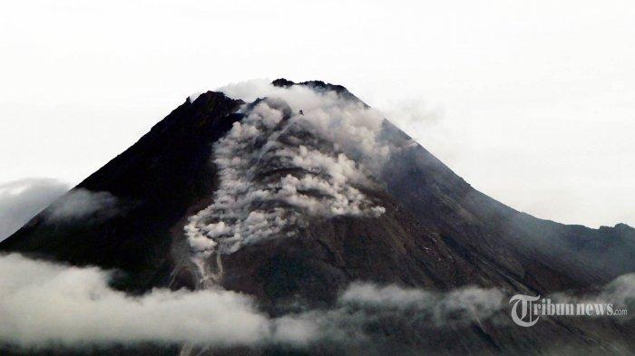 Pengungsi Erupsi Gunung Merapi di Desa Balerante Klaten Tak Jadi Dipulangkan
