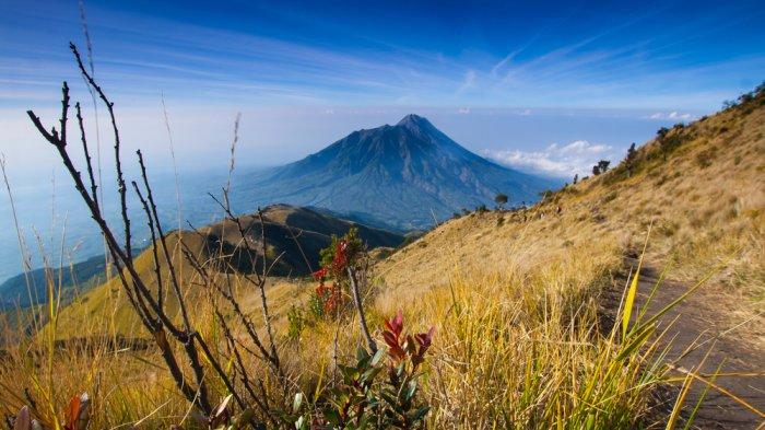 Warga Australia Hilang Saat Mendaki Gunung Merbabu
