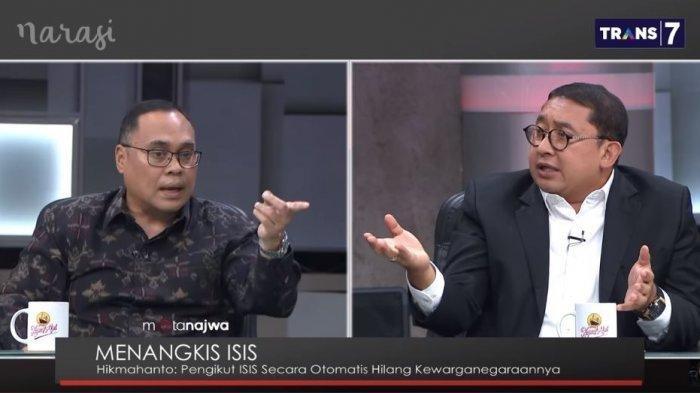 Guru Besar UI Kena Tegur Fadli Zon saat Bahas Risiko Pulangkan Anak WNI Eks ISIS: Jangan Berandai