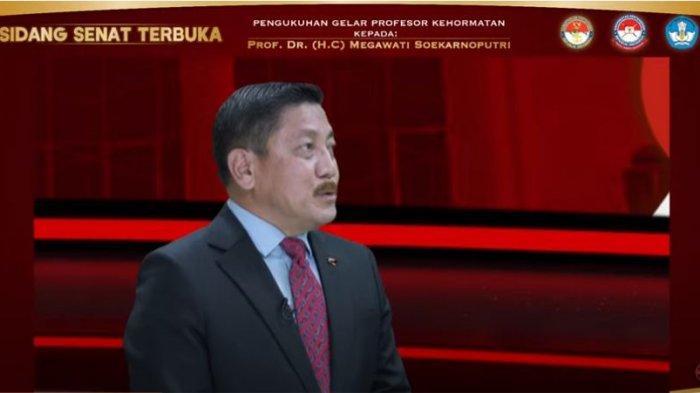 Guru Besar Unhan Laksamana TNI (Purn) Marsetio