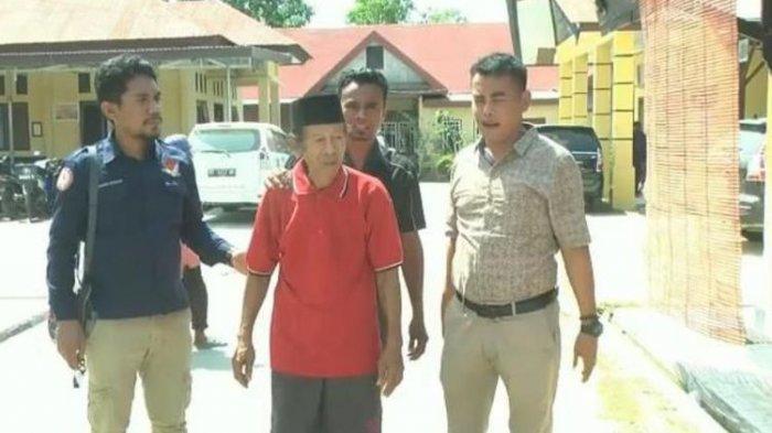 Polisi Tangkap Seorang Guru SD yang Cabuli 2 Muridnya